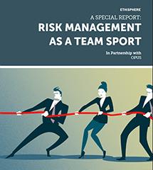 Ethisphere/Opus: Risk as a Team Sport