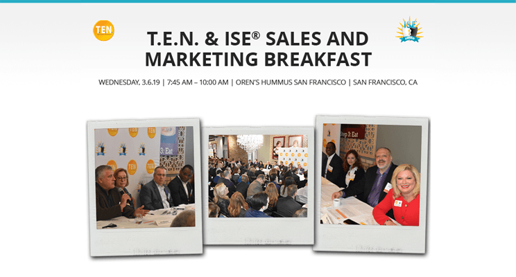 TEN Marketing Breakfast